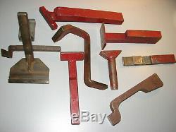 10 Piece Bucking Bar Set- Aircraft, Aviation Tools