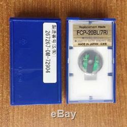 100% Original Sumitomo FC-7R FC-8R FC-7 Fiber Cleaver Blade FCP-20BL baldes
