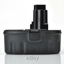 10x 18V 2000mAh Battery for Dewalt DC9096 DW9096 DW9096 DW9098 DE9039 DE9095 2Ah