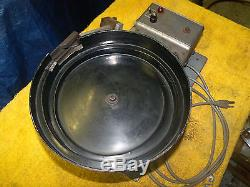 11 Inch Vibratory Parts Feeder Bowl Feeder Small Parts