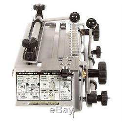 12 Deluxe Dovetail Jig Combination Kit Professional Wood Working Tools