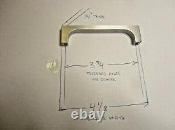 12 HANDLEs tool box cabinet drawer Semi truck White KW PB mack volvo matco snap