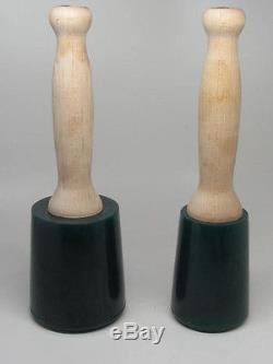 12oz & 20oz Wood is Good Urethane Wood Carving Carvers Mallet Tools