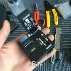 13 In 1 Fiber Optic FTTH Tool Kit CFS-3 Stripper + Miller ACS + Fiber Cleaver