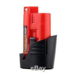 15X Power tool Battery For Milwaukee M12 12V 12 Volt 48-11-2401