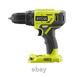 18-Volt ONE Lithium-Ion Cordless 2-Tool Combo Kit with Drill/Driver, Impact Driver