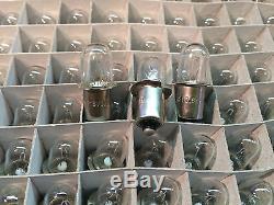 18v Bulb Work Lamp / Light Flashlight 0.6 Amp Wholesale Lot Of 100 Bulbs