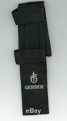 2 NEW GERBER MULTI TOOLS USA 0871216A With STORAGE BOX/CASE GOOD FOR GUN STORAGE