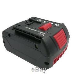 2 Pack 18V 4000mAh BAT609 Replacement Battery for Bosch 17618 BAT618 24618-01