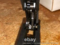 2 USED PANDUIT CT-1170 Controlled Cycle Crimp Tool FREE SHIPPING