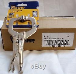 (20-pack) Irwin Model 18 Vise-Grip 6SP 6 Original Locking C-Clamps
