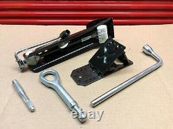 2010 2013 W221 Mercedes S65 S63 S600 S550 Spare Emergency Jack & Tool Kit Oem