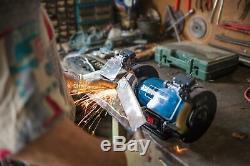 230V BENCH GRINDER 6 ø150 GRIT GRINDING DISC WIRE WHEEL SCHEPPACH SM150LB 400W