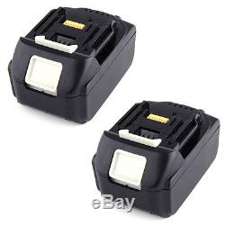 2X 18V 3.0A Lithium Ion battery for Makita 1830 BL1830 BDF453SHE 194205-3 LXT400