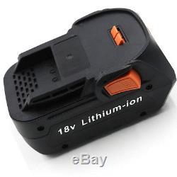 2X 18V 5000mAh Battery for RIDGID R840083 AC840086 130383001 L1815R L1830R AEG