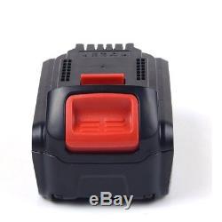 2X 5000mAh 20V Li-ion Battery for Dewalt DCB200 DCB181 DCG412 DCB204-2 DCD740