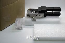 2x Manual Handheld Skiver Cutting Splitter DIY Skiving Machine Cut Leather Tools