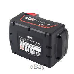 2x5.0Ah 18V Replace Battery for Milwaukee M18 XC 48-11-1815 M18B2 M18B4 M18BX @@