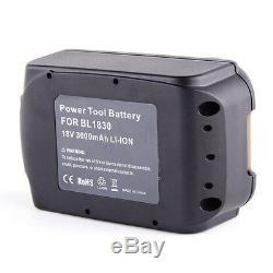 4 X For Makita BL1830 18 Volt 18V LXT Lithium Ion Batteries BL 1830 3.0 amp hour