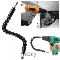 40 x BULK Best Quality Snake Flexible Drill Screwdriver Bit 1/4 Adapter