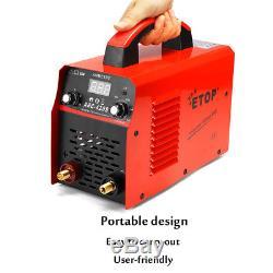 420A MMA ARC Schweißmaschine IGBT Inverter Löten Elektrodenschweißgerät 220V