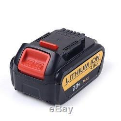 4X 20V 4000mAh Battery for Dewalt DCB181 DCB182 DCD780 DCD785 DCD795 20 Volt