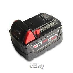 4x 5000mAh 18V Battery for Milwaukee M18 XC 48-11-1815 M18B2 M18B4 M18BX