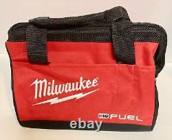 5(FIVE) Milwaukee 13 inch FUEL M18 Tool Bags BRAND NEW NEVER USED