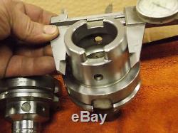 5 Guhring HSK-A80 10mm 12 16 18 20mm Hydraulic End mill Tool Holder Chuck GM300