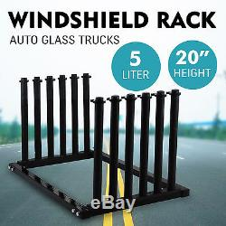 5 Lite Windshield Rack For Auto Glass And Trucks Heaveyduty Best Pop