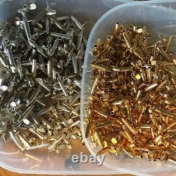 500 + DEVON MINNOWS (bodies) + LURE COMPONENTS & TOOLS FREE SHIPPING