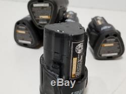 5x Craftsman Nextec 12V Lithium Ion Batteries 320.11221 PARTS REPAIR REBUILD