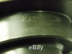 (6) Cat 50 shell mill holder to choose from Pilot size. 75 1.00 1.5 one collet