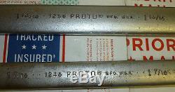 7 Pc Proto Prof Tools 12 Pt Anti-Slip Combination Wrench Set 3/4 1 13/16Obo