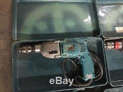 7 X Makita HP2010N 6 Amp 3/4-Inch Corded Hammer DrillWHOLESALE LOT