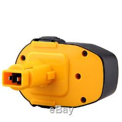 8X 14.4V 2000mAh Ni-CD Replacement Power Tool Battery for DEWALT Cordless Drill