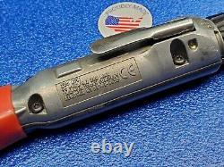 Air Force Surplus Snap On Far25a 1/4 Dr Mini Air Rachet Ships Free Hand Tool Lot