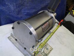 Air Pressure Booster Intensifier Pump APD 40-111 hydraulic 20139 Kurt Enerpac