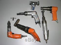 Aircraft Air Tool Lot- Aircraft, Aviation Tools