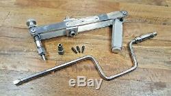 Aircraft Screw Removal Tool lot Snap On F4LB Speeder + El Brutus #5 + bits x 3