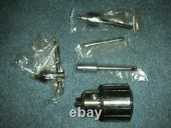 Atlas Craftsman Dunlap 109 Lathe New Tooling Package Drill Chuck And Centers