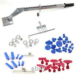 Auto Pit Repair Tool Glue Label Zippe Accessory Aluminum PDR Tool Pit Puller Kit