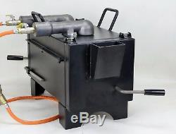 BECMA Forgia Forno a Gas / Blacksmith`s Gas Forge GFR. 6 neo