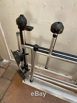 Belron Heavy Duty Windshield Stand for Auto Glass and Body Shop, used
