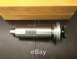 Boley Starrett Watchmaker 8mm WW Collets + Unimat DB SL WW Spindle RefNo 2800