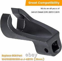 Brake Adjustment Tool+Engine Barring+Brake Adjustment For Detroit Diesel DD13/15
