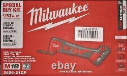 Brand New Milwaukee M18 2626-21CP Oscillating Multi-Tool Kit In Box