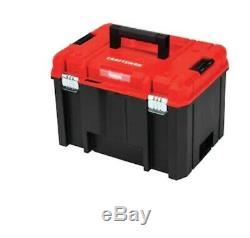 CRAFTSMAN VERSASTACK V20 4-Tool 20-Volt Max Power Tool Combo Kit with Hard Case