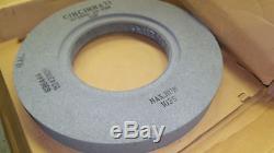 Cincinnati surface grinding wheel 24 x 3 x 12 arbor hole x 2 97A601-J4-VRN