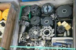 Cnc Machine Tools Lot New Unused Type, 586 KG (3 Pallete)